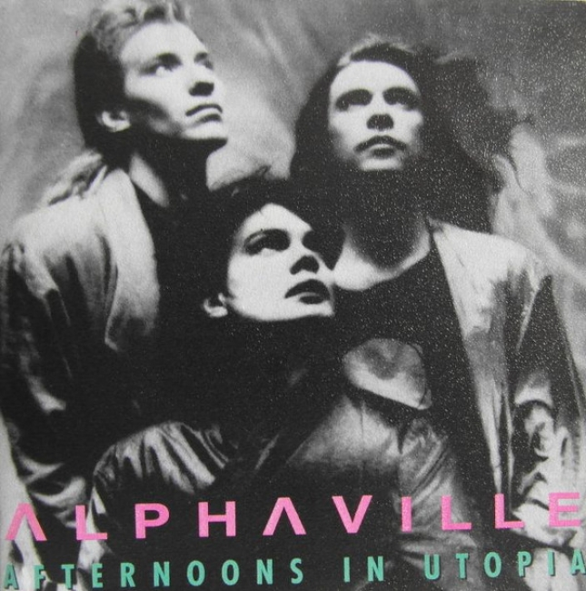 """Alphaville"": Afternoons in Utopia"